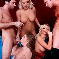 Really. happens. Faye reagan gets fucked after prom are
