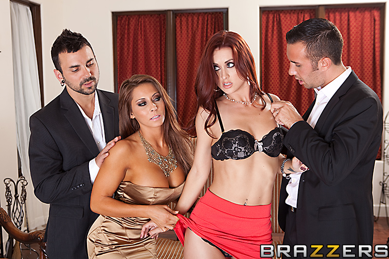 Madison Ivy  - Marital Demi 3partseries brunette couplesfantasies creampie maritaldemise brazzersnetwork @774/madison-ivy