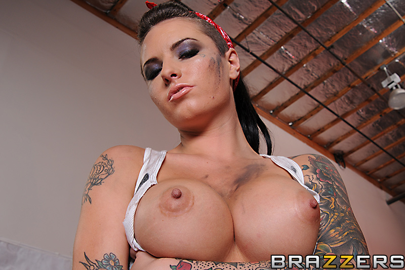 Tits christy mack