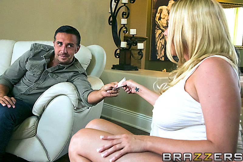 Banks briana fuck wife brazzers my