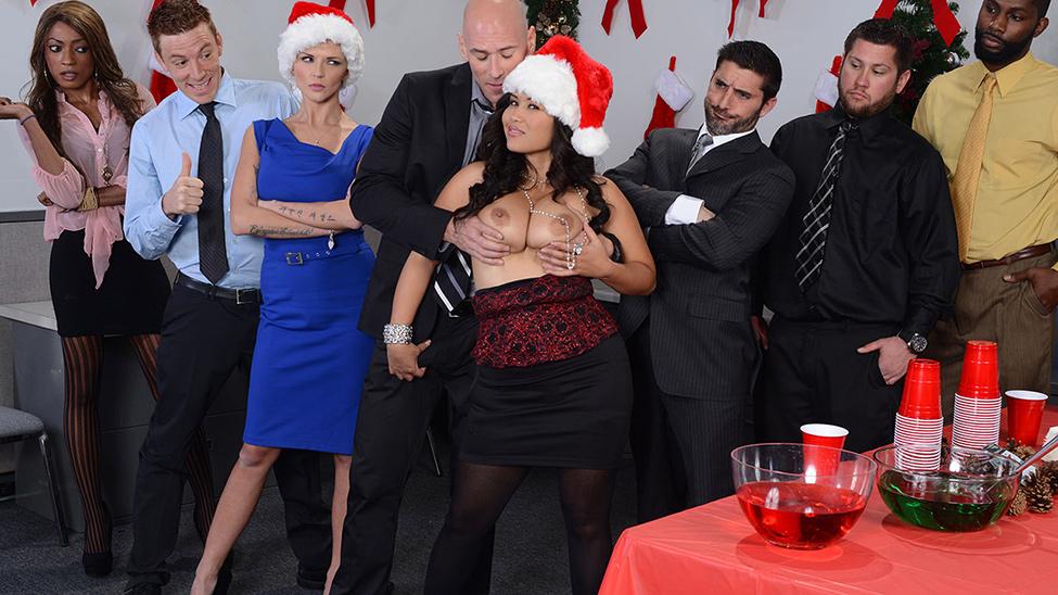 Bangkok Sex Parties Porn - Office Christmas Party