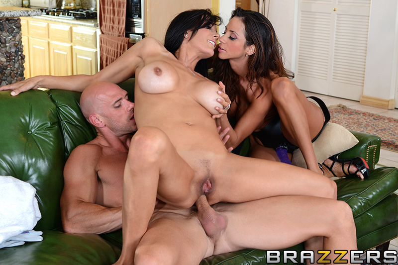 Teagan Presley Anal Threesome