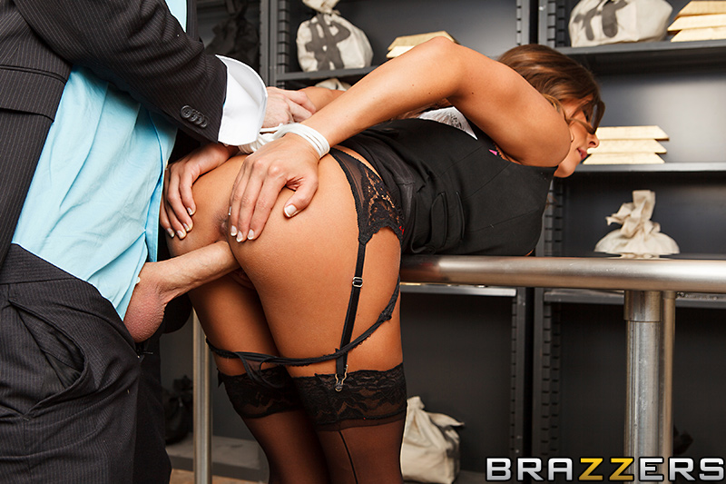 Caught having sex in office