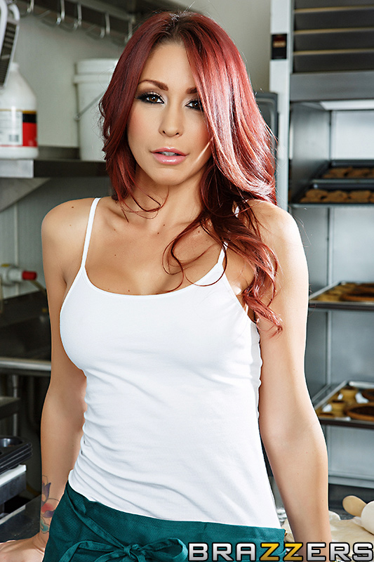 Monique alexander the icing on the cock