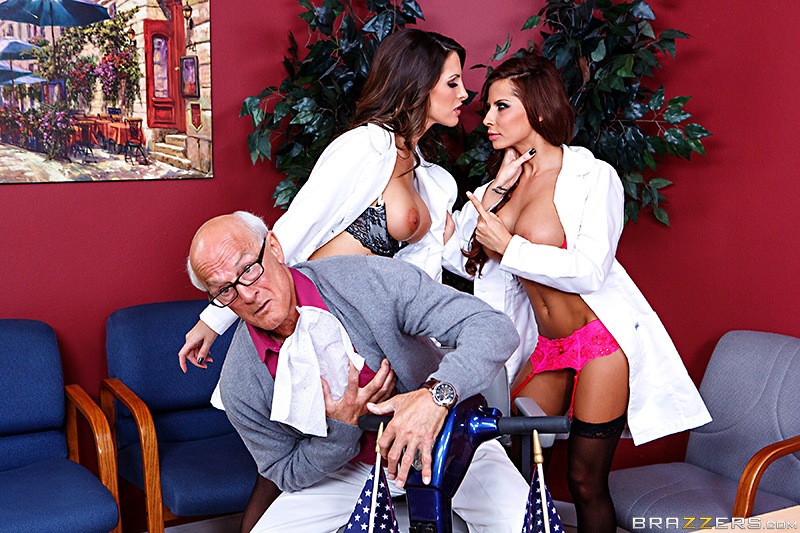 Madison Ivy  - Securing the brazzersnetwork @774/madison-ivy bigtits,blowjob,brunette,canthandlelifesupport,doctor