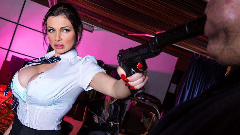 Spy Hard  Hit Girl