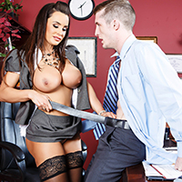 Excellent Big tits at work lisa ann remarkable