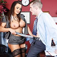 Necessary phrase... Big tits at work lisa ann