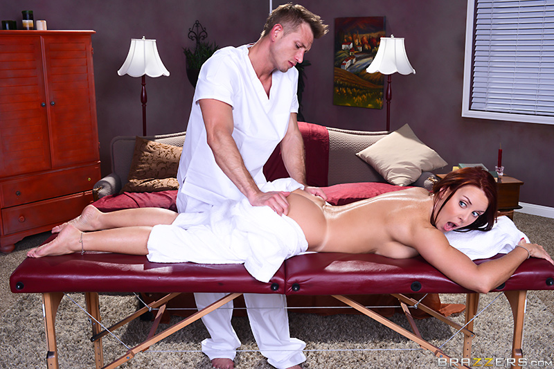 milf massage brazzers