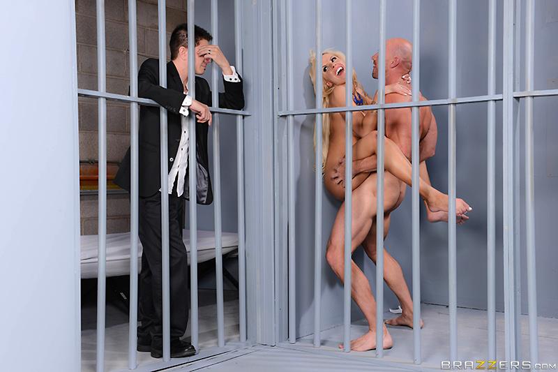 Jail house cock clip
