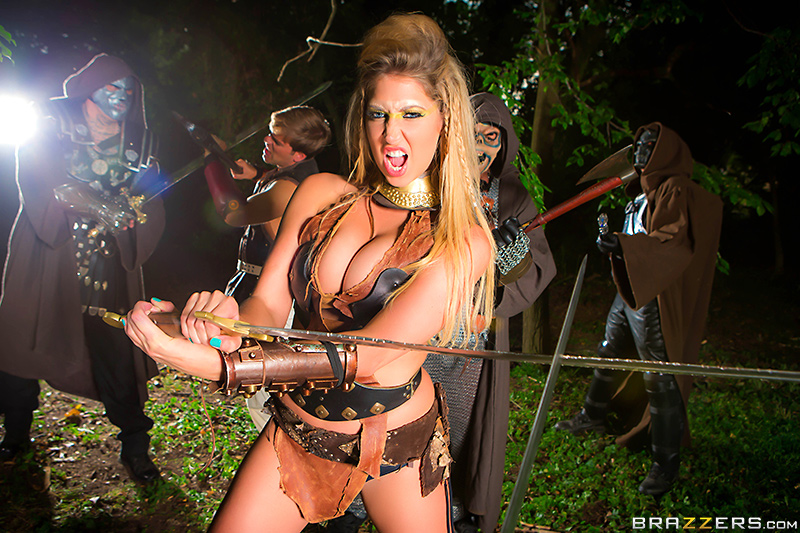 warrior women porn Amazon