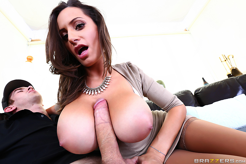 Brazzers big natural tits