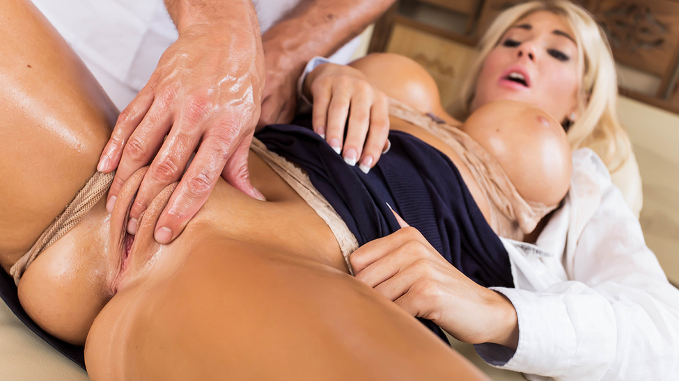 Massage My Daughter