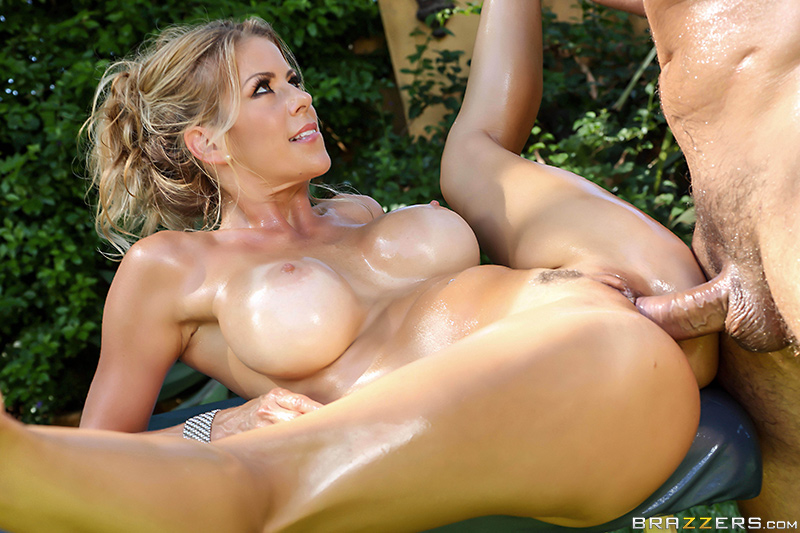 Francine nackt