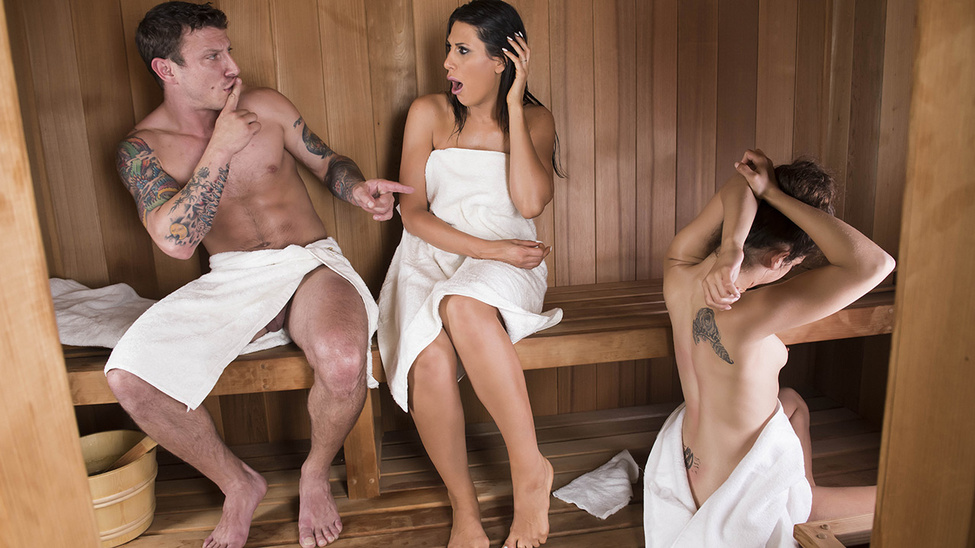 Brazzers Sauna