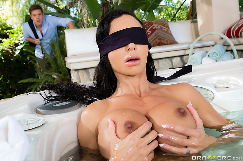 My brazzers jewels friends blindfolded jade mom