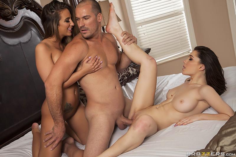 Layla london threesome sex understood