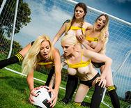 Sports orgy
