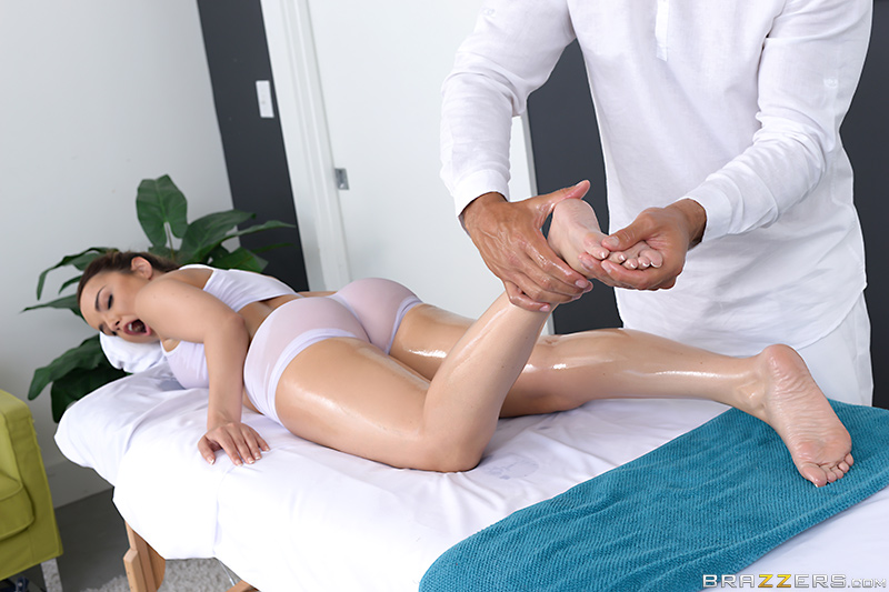 Porn best massage