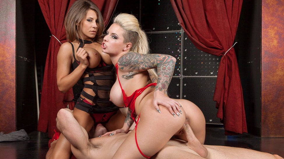 Christy Mack  - Indiscreción brazzersnetwork @1832/christy-mack 69,ballerina,bigtits,bigtitsworship,blonde